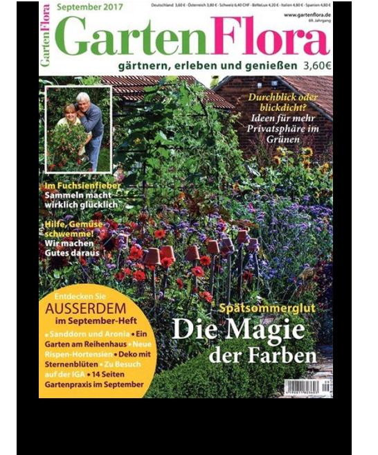 Gartenflora Aboheldde